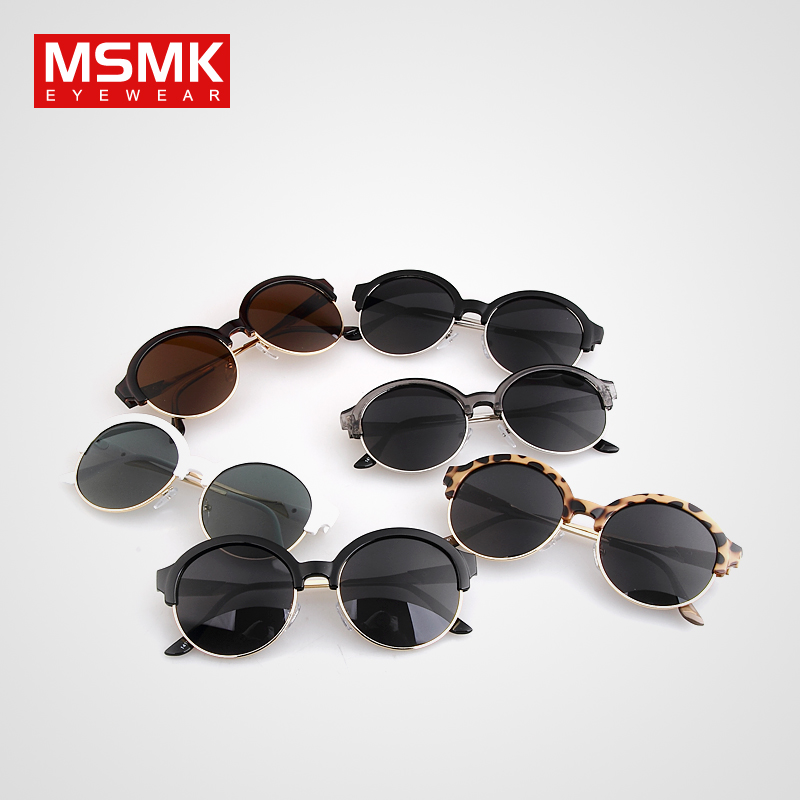 Kính mắt Unisex thời trang MSMK 1410