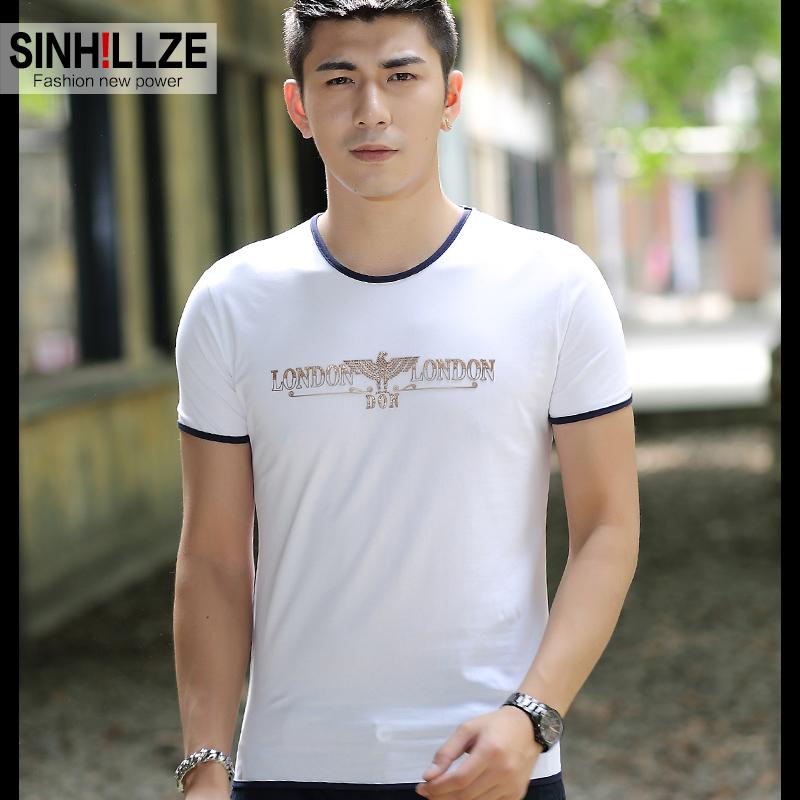 Áo T-Shirt nam ngắn tay Sinhillze họa tiết London