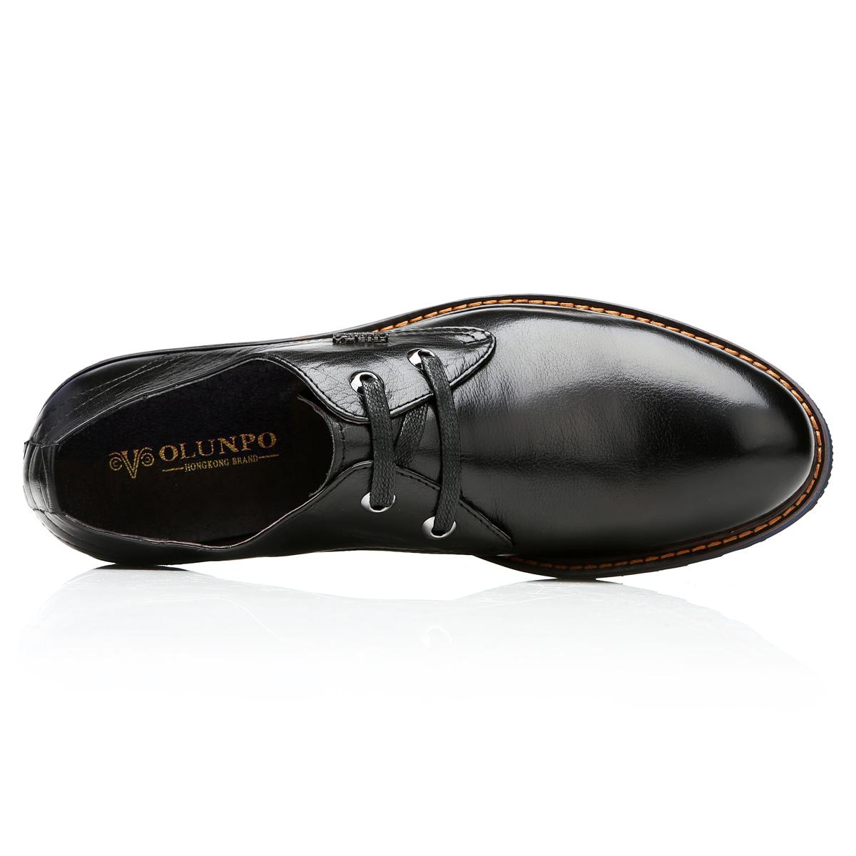 Giày da nam Olunpo QJY1405 giày công sở