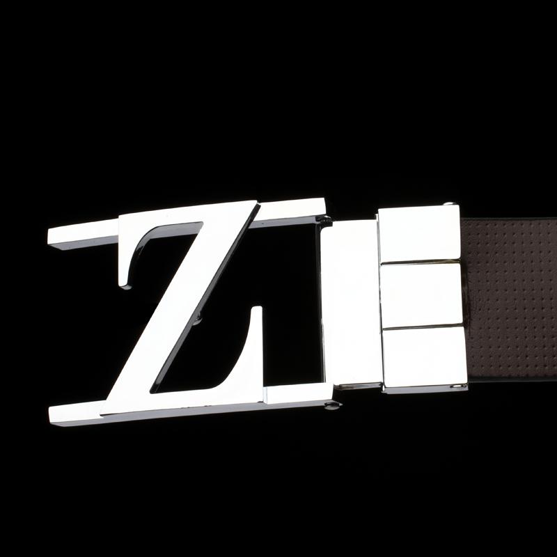 Dây lưng nam Misisicow mặt khóa chữ Z