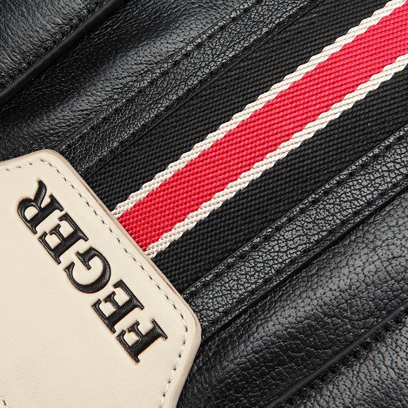 Túi da nam Feger 908-2