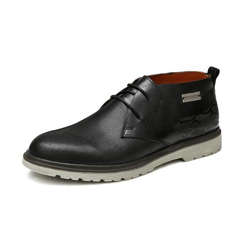 Giày nam Olunpo CLY1202 mặt ô nhỏ